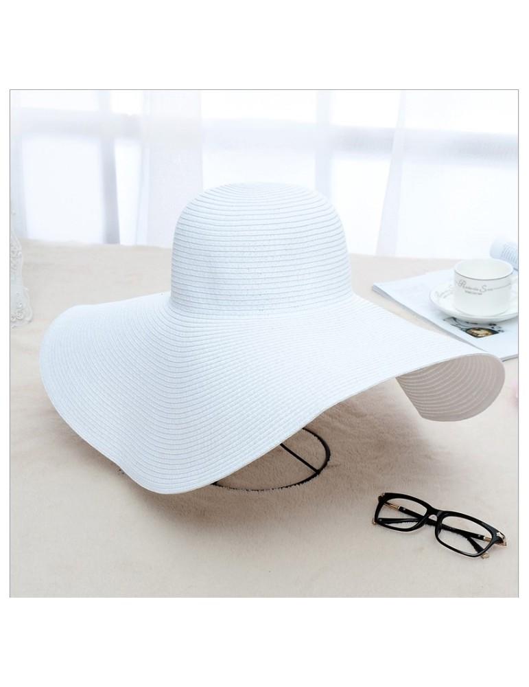4e41c9b3280baf Signature BC White Wide Brim Hat