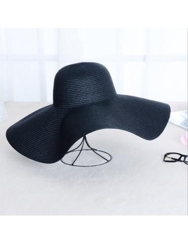 1dc1ec3304dd23 Signature BC Black Wide Brim Hat
